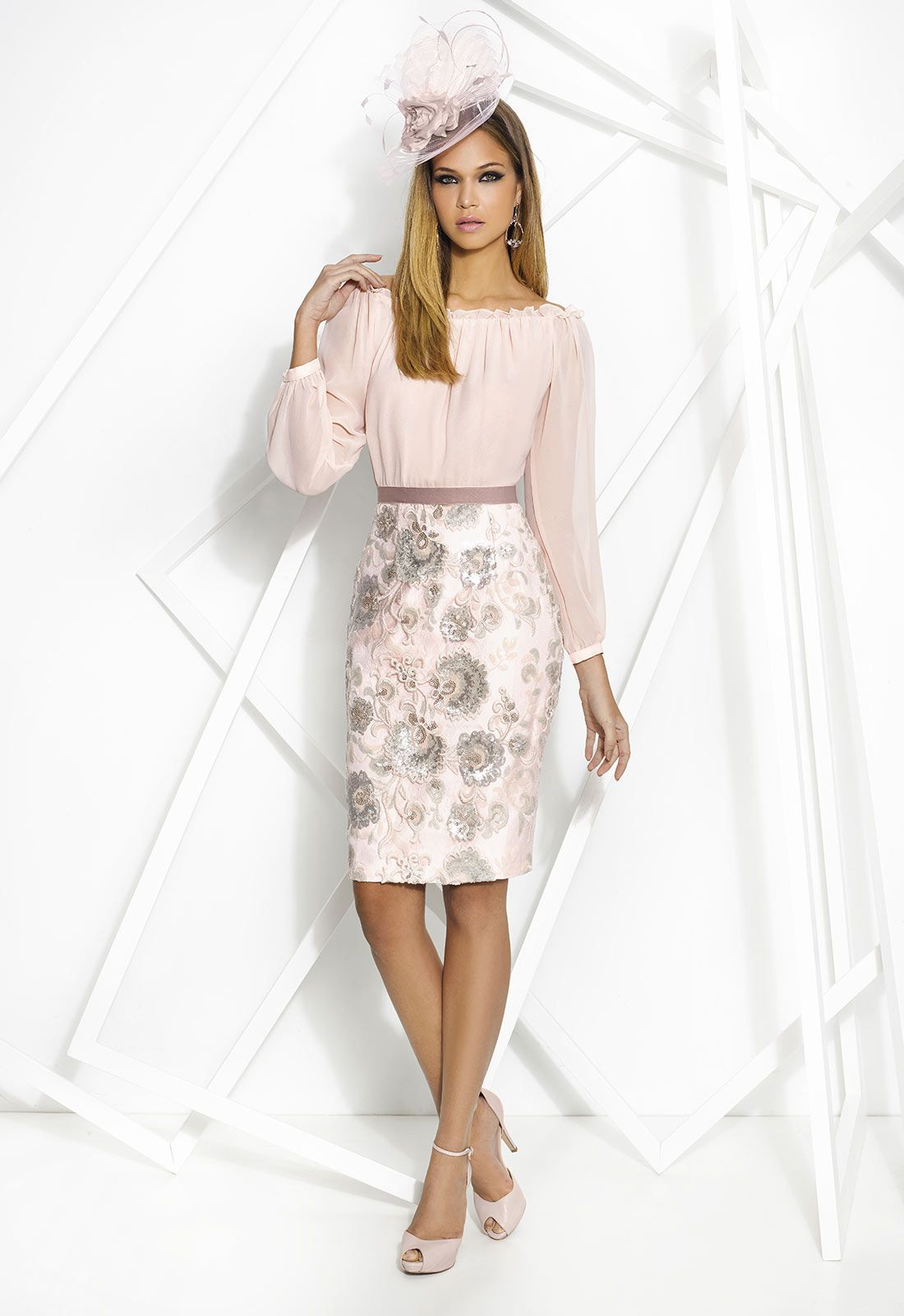 8b2d09e8e Vestidos largos y cortos - Ideas para ser la invitada más moderna ...
