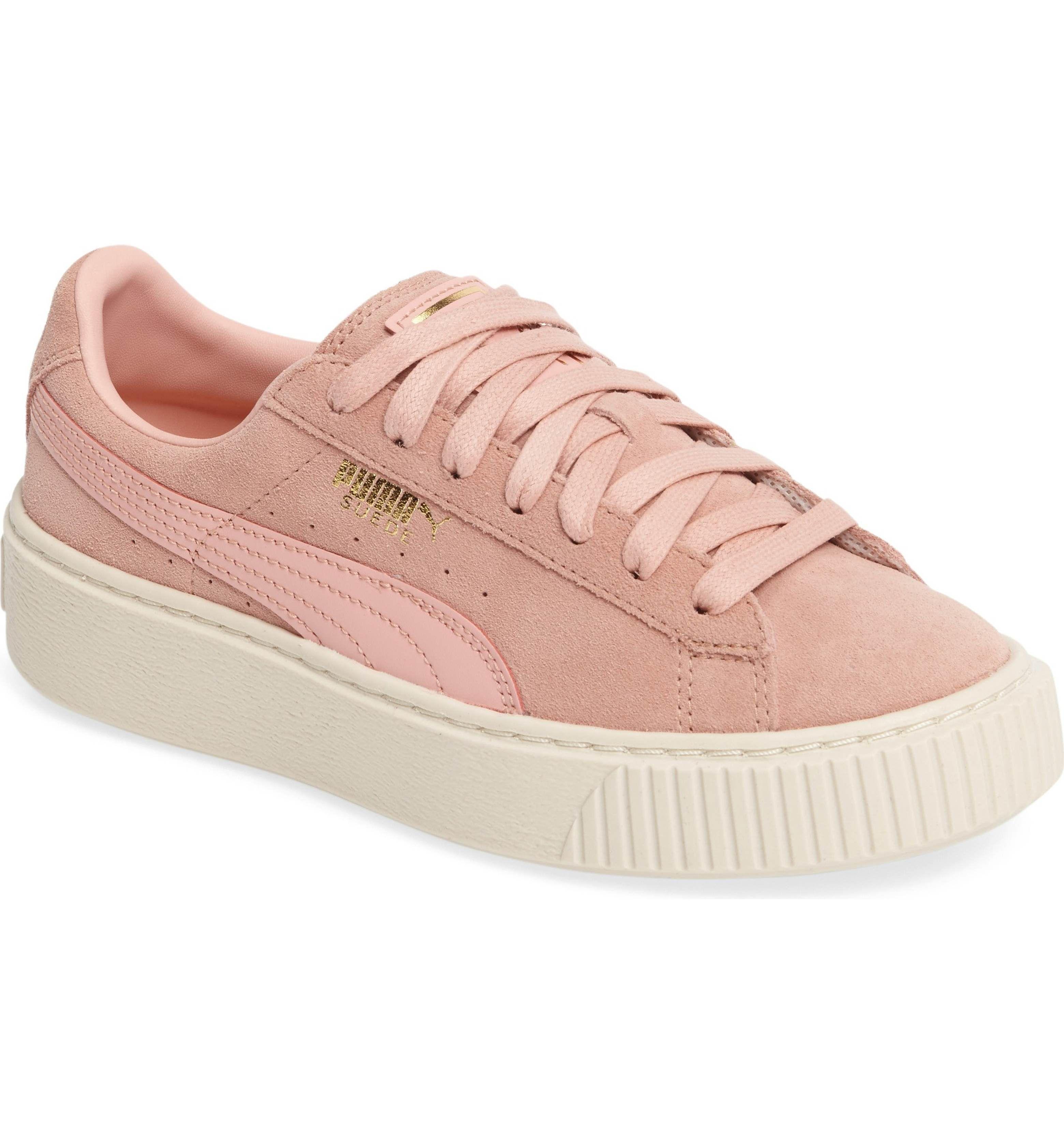 Puma Suede Platform Core Gum Sneakers & Deportivas Mujer nZpX3no3