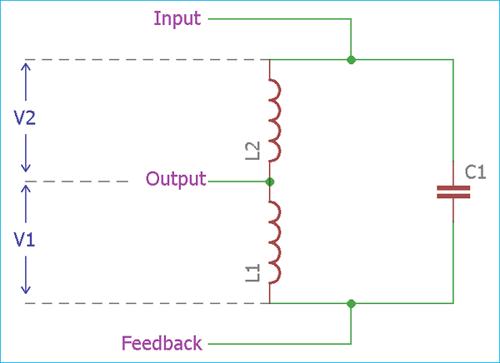 Hartley Oscillator as LC Oscillator | Hartley, Common ...