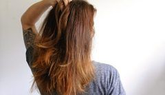 TAG : ma routine cheveux - naturelle et bio !