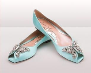 8c4f16cafe54 WEDDING SHOES  ARUNA SETH IN TIFFANY BLUE in 2019