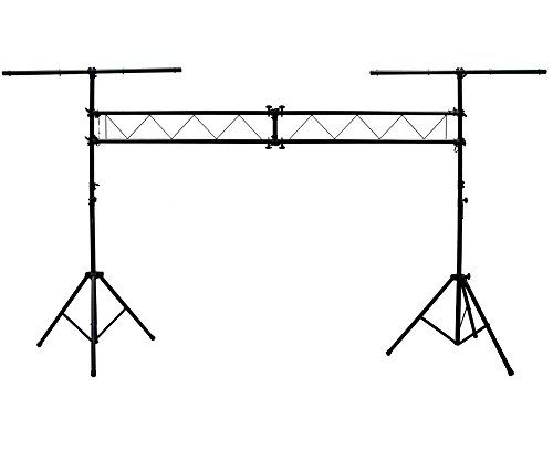 Asc Pro Audio Mobile Dj Light Stand 10 Foot Length Portable Truss Lighting System With T Bar Http Www Instrumentssa Dj Lighting Lighting System Bar Lighting