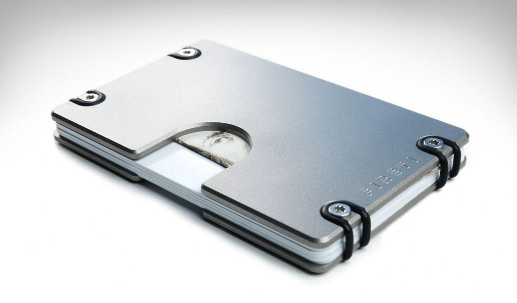 Original Design EDC Metal Wallet