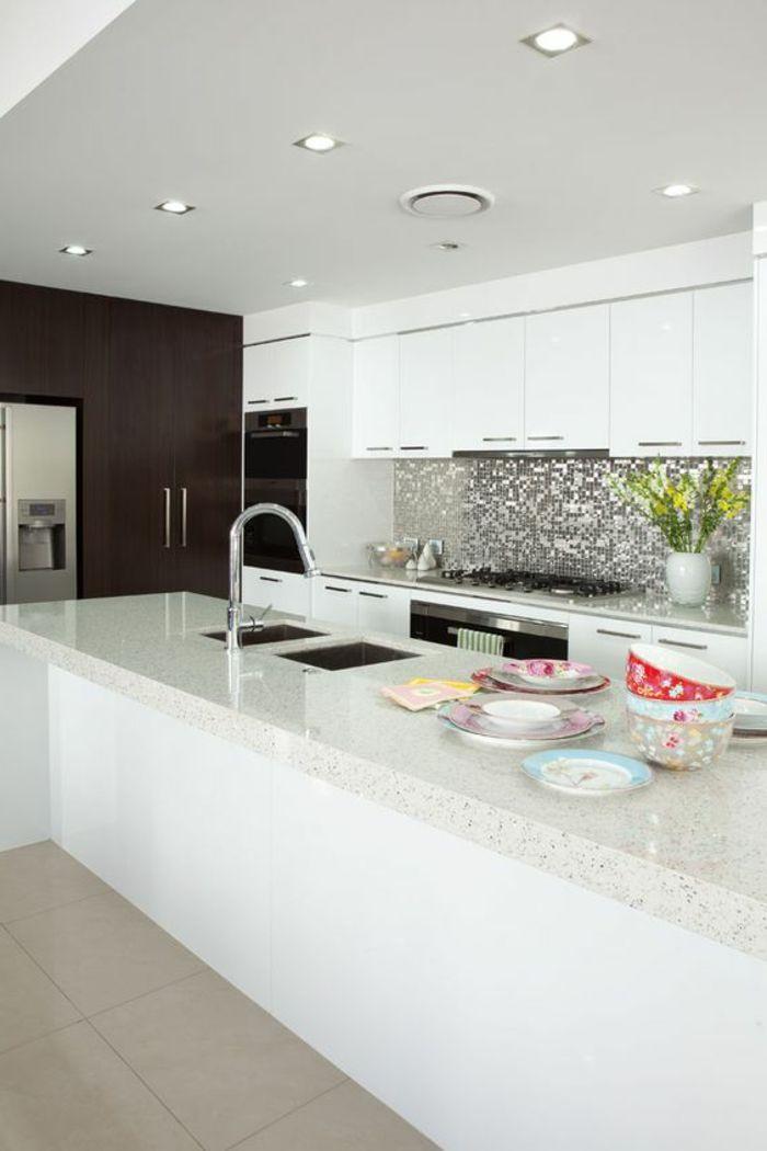 ▷ 1001+ fantastische Küchenrückwand Ideen zur Inspiration Pinterest - Ideen Für Küchenrückwand