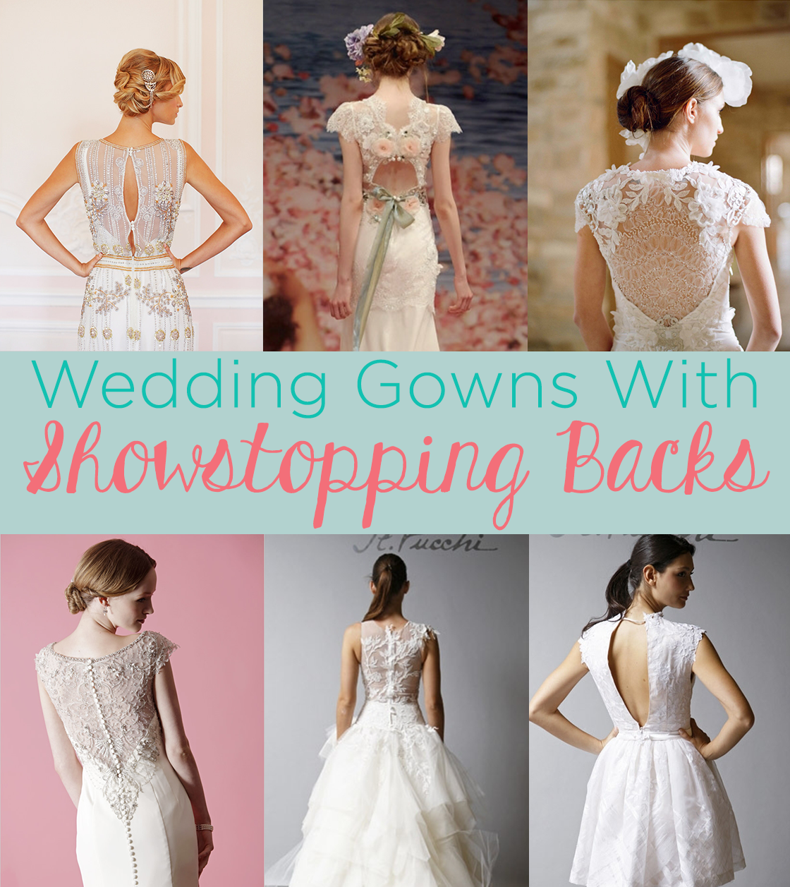 PHOTOS: The #1 Wedding Dress Trend Of 2013