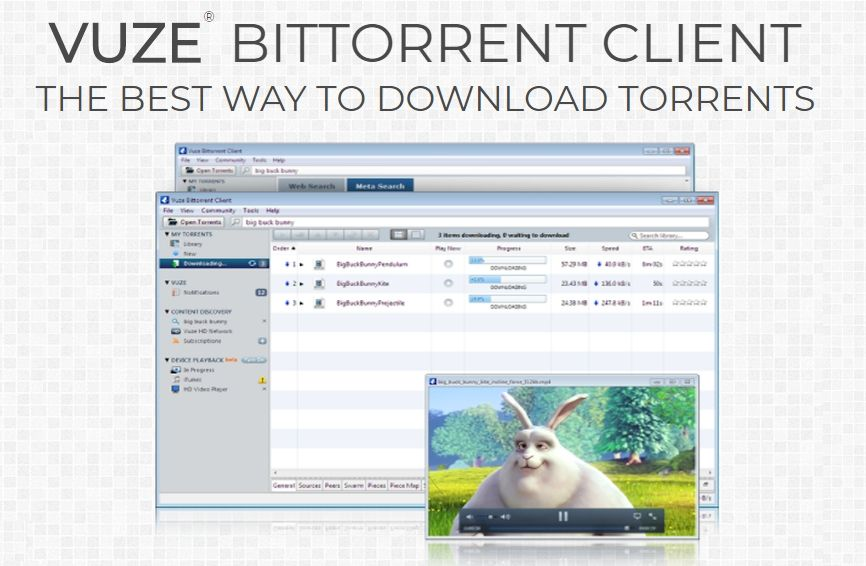 Best vpn for vuze in 2019 complete anonymity torrenting