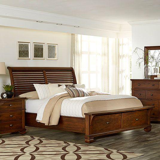 Superior Coronado Storage Bedroom Collection | Jeromeu0027s Furniture