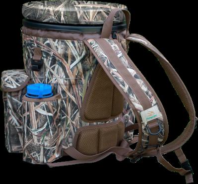 NEW Venture Bucket Pack, Shadow Grass Blades Bucket