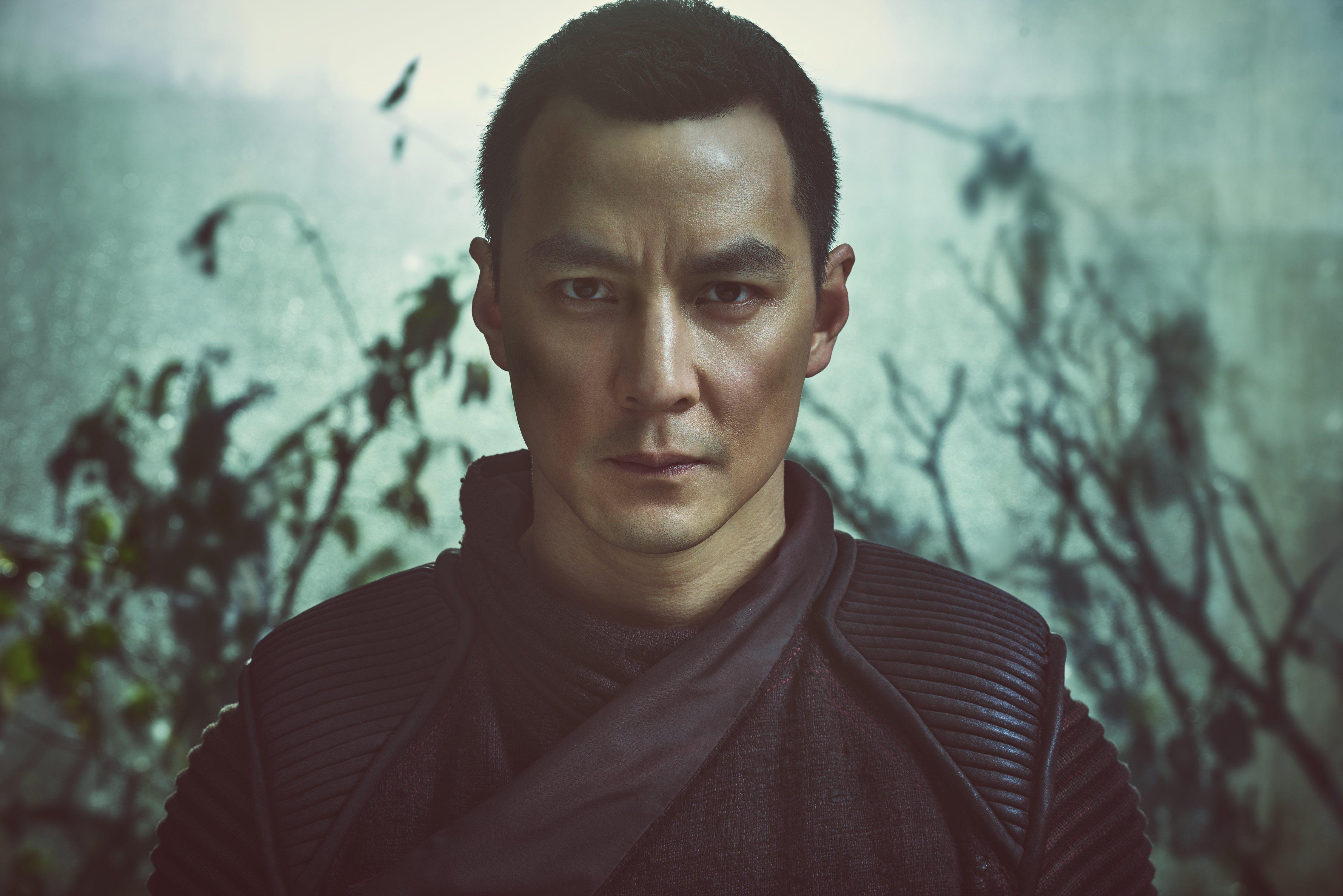 Daniel Wu as Regent Sunny,  Into the Badlands