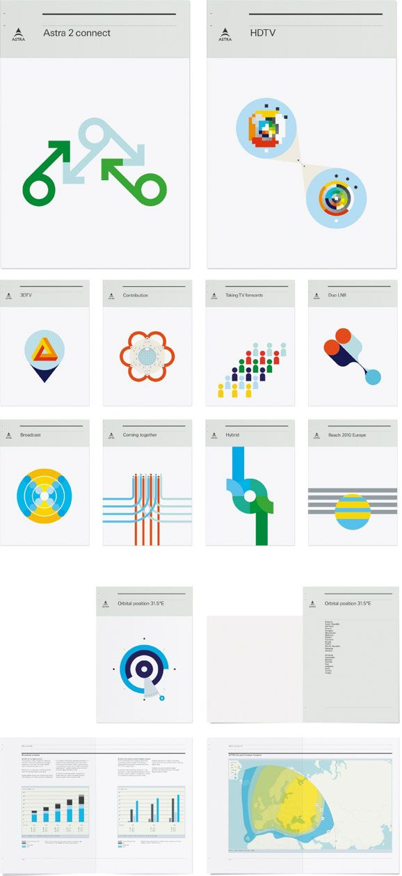Nice Infographics and Design