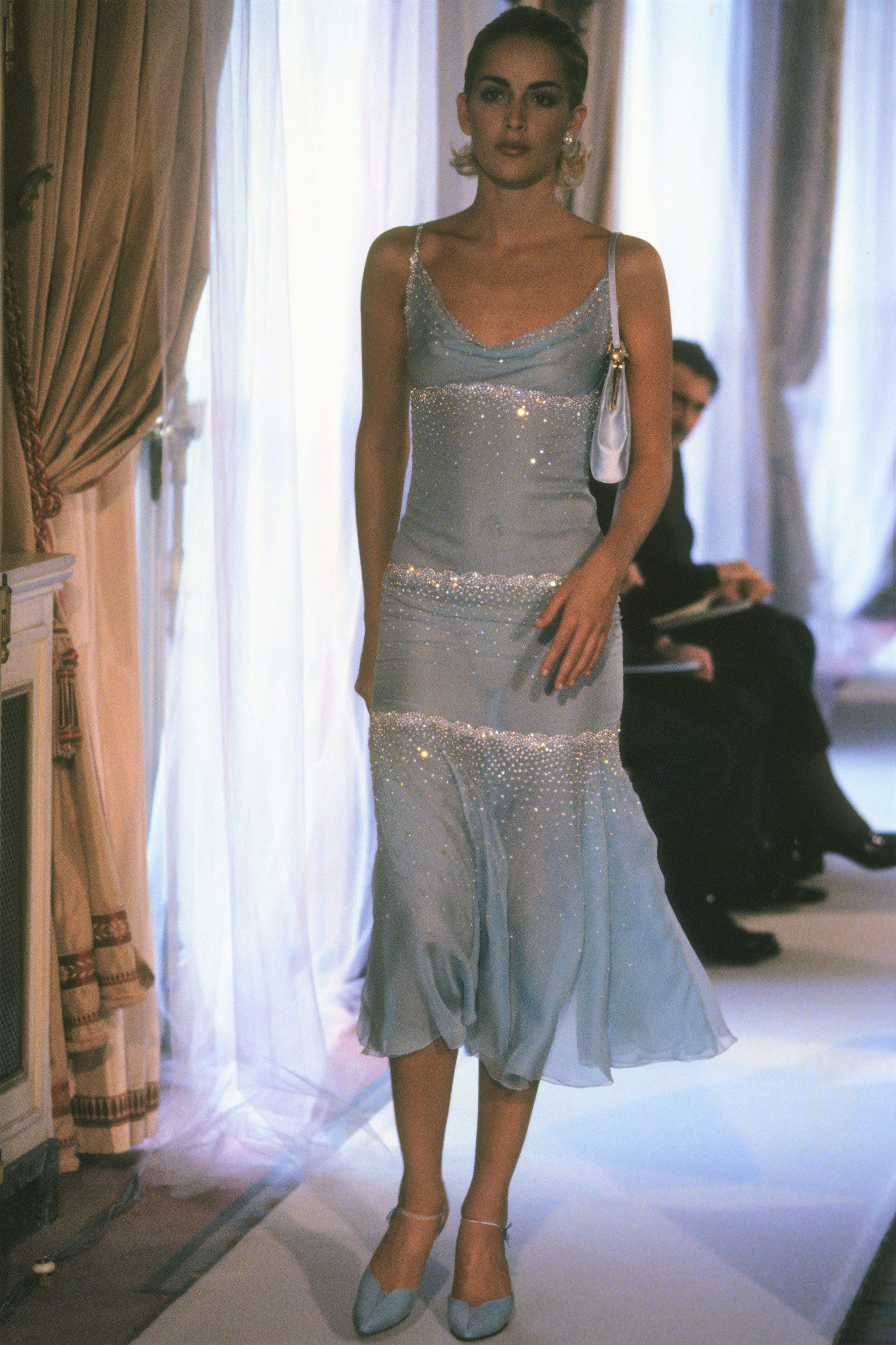 Photo of Chanel Spring 1997 Couture Fashion Show