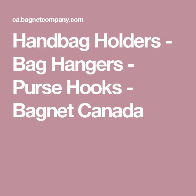 Handbag Holders Bag Hangers Purse Hooks Bagnet