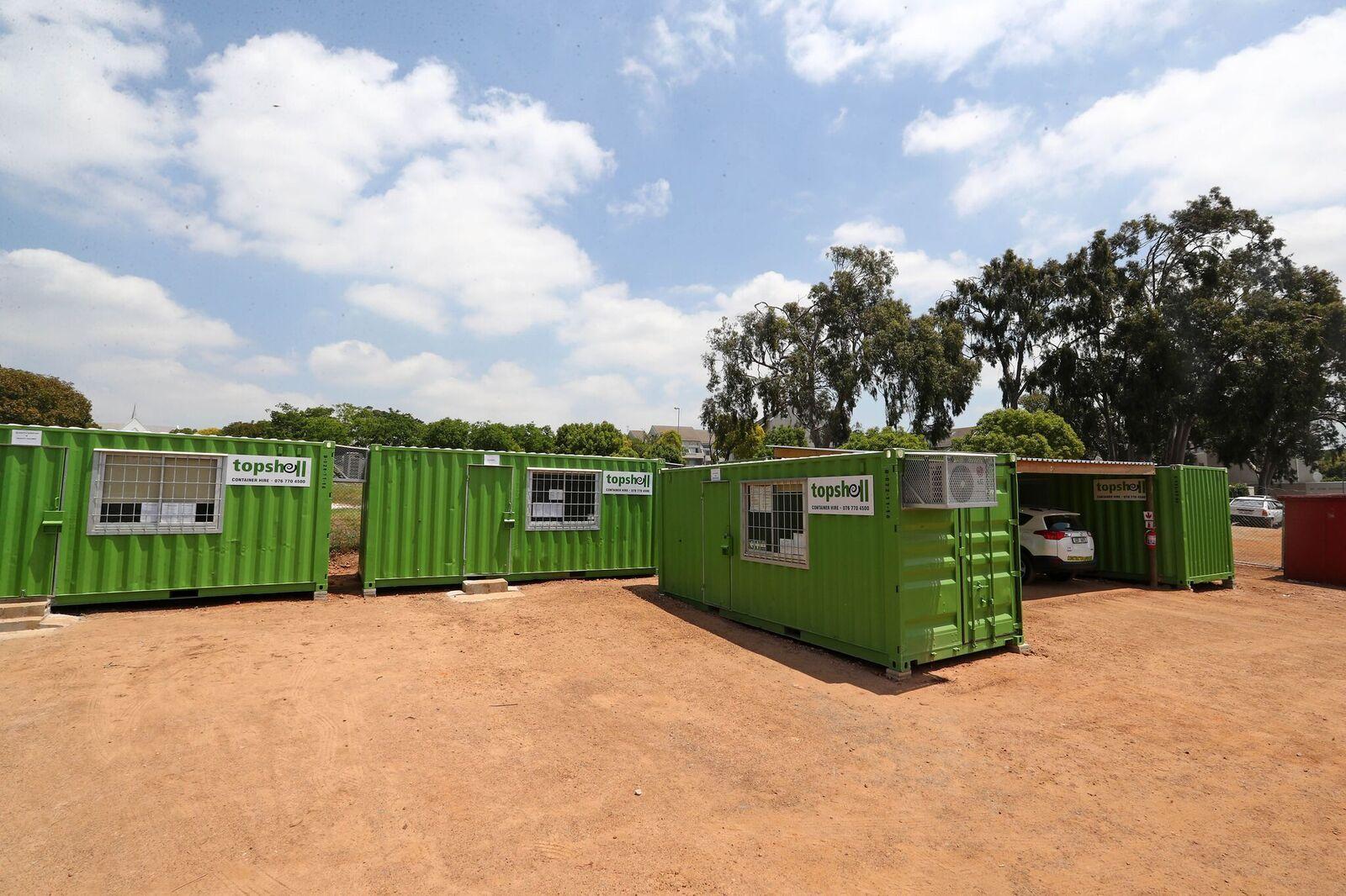 On Site Offices Camping Pod Storage Unit Rental Storage Rental
