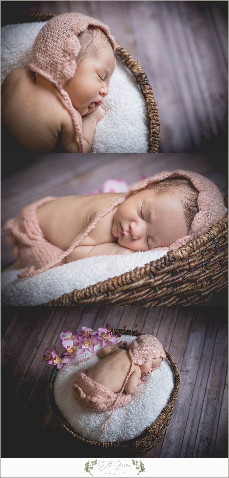 Natural newborn photography poses by elk grove photography natural light posing ideas for newborn girls unposed newborn ideas props