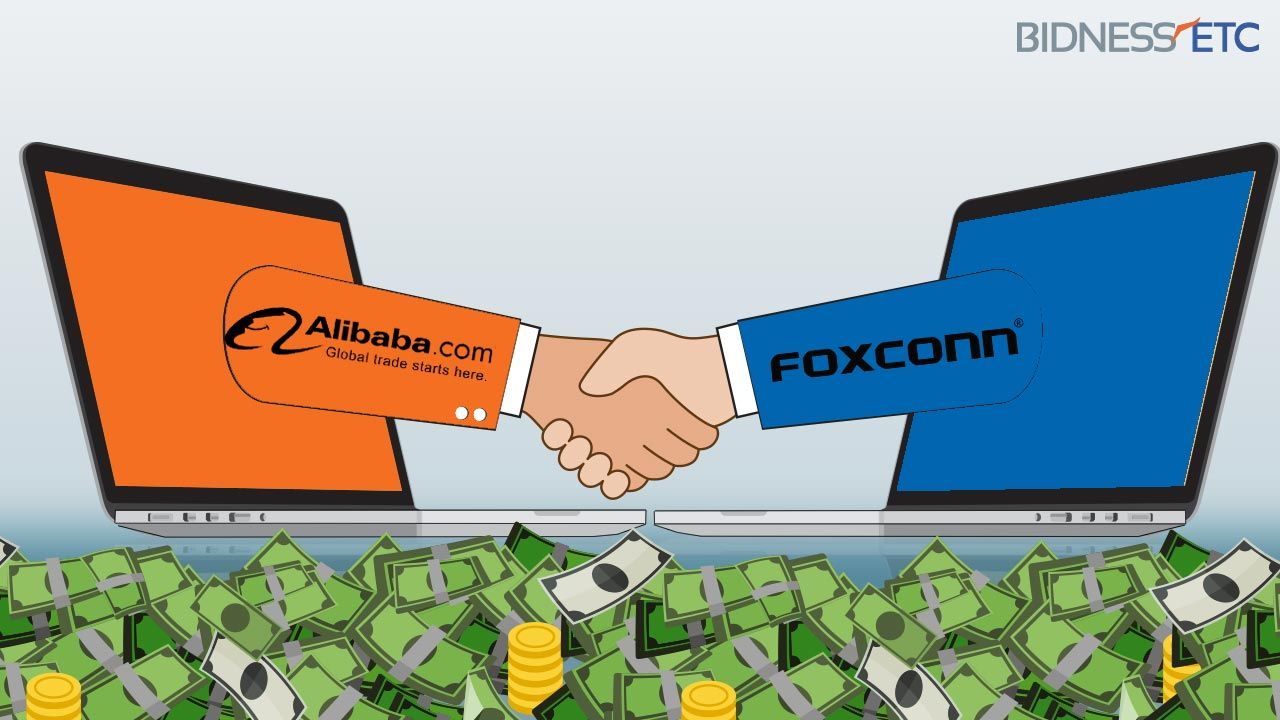 Alibaba group holding ltd to make 500 million joint