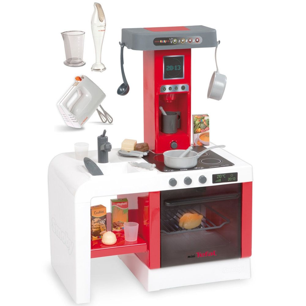 Tefal Children Cheftronic Kitchen And Accessories : Toys R Us | Meg ...