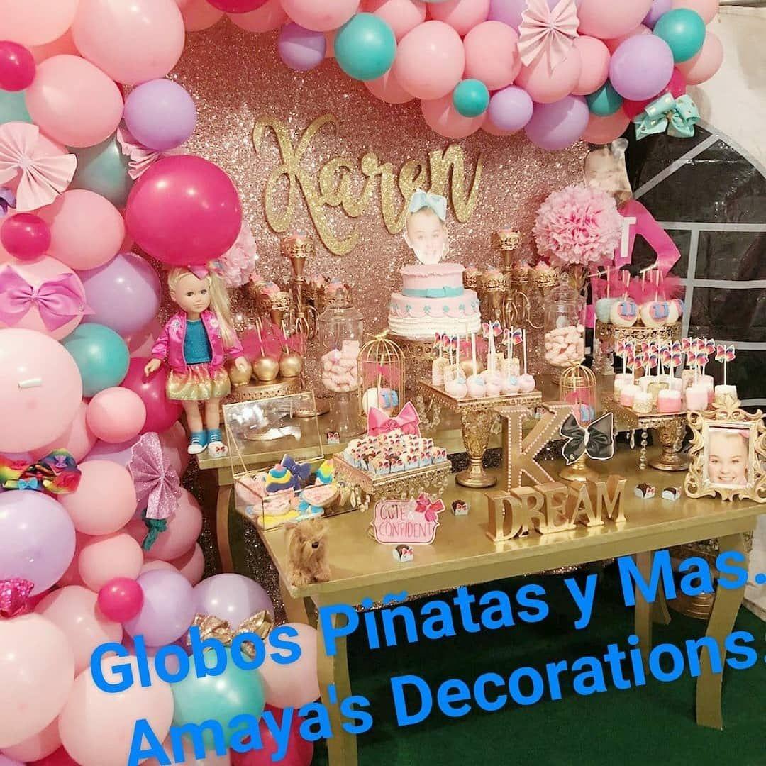 Jojo Siwa Birthday Party Ideas Jojo Siwa Jojo