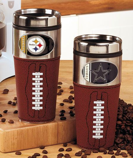 Tumblers for the football fans in your life.