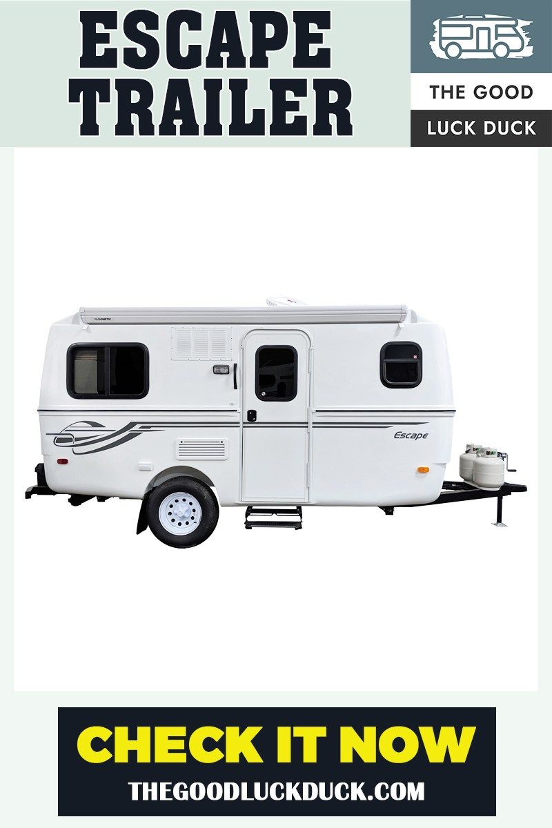 Small Travel Trailers With Bathroom In 2020 Small Travel Trailers Lightweight Travel Trailers Vintage Travel Trailers