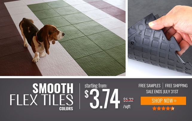 Rubber Flooring Inc- Interlocking Tiles, Exercise Mats, Gym and