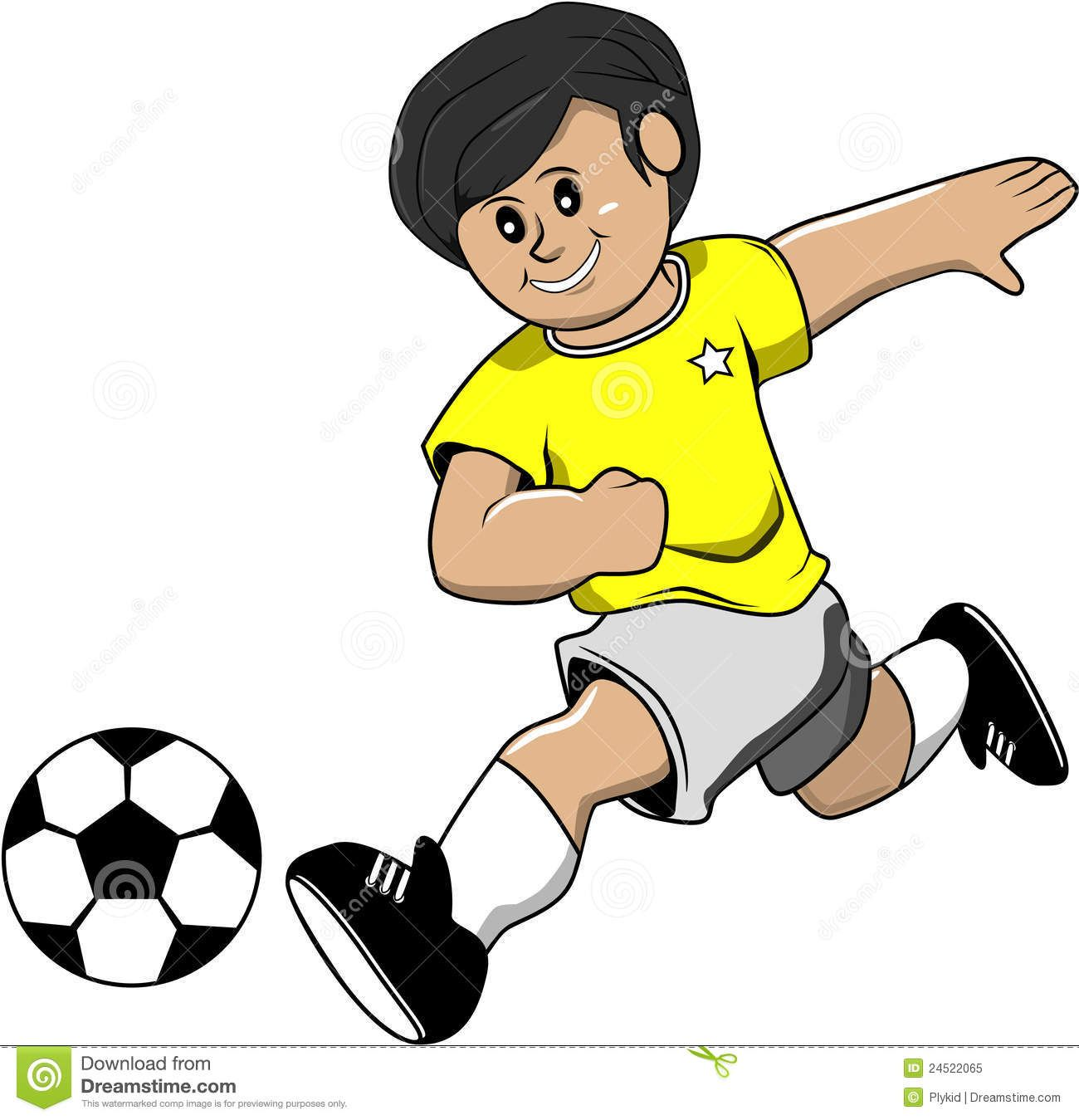 Children At Play Clip Art This Is A Illusration Of Boy Play Soccer Soccer Boys Play Soccer Soccer Players
