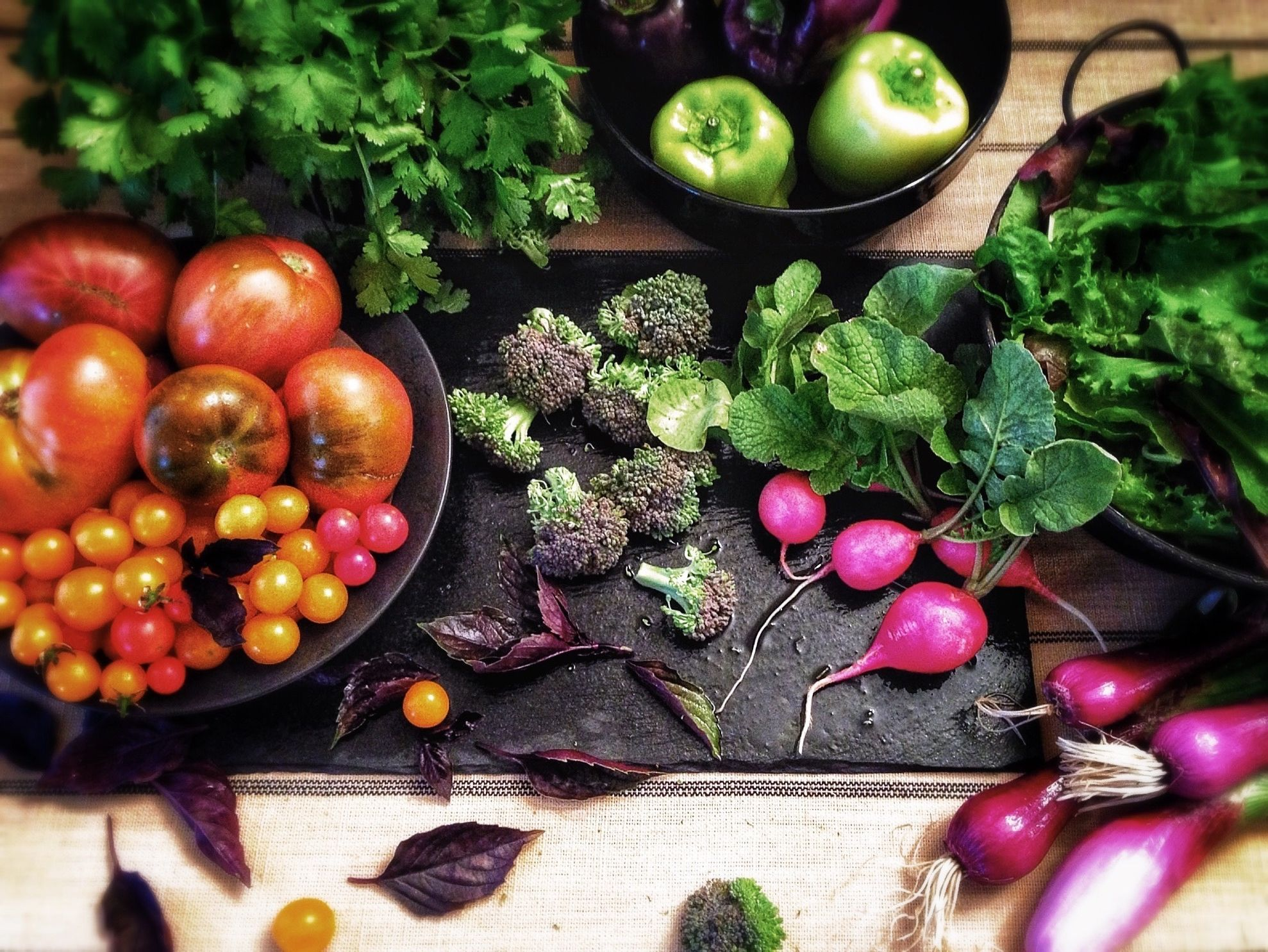 What Vegetables are in Season? Spring!