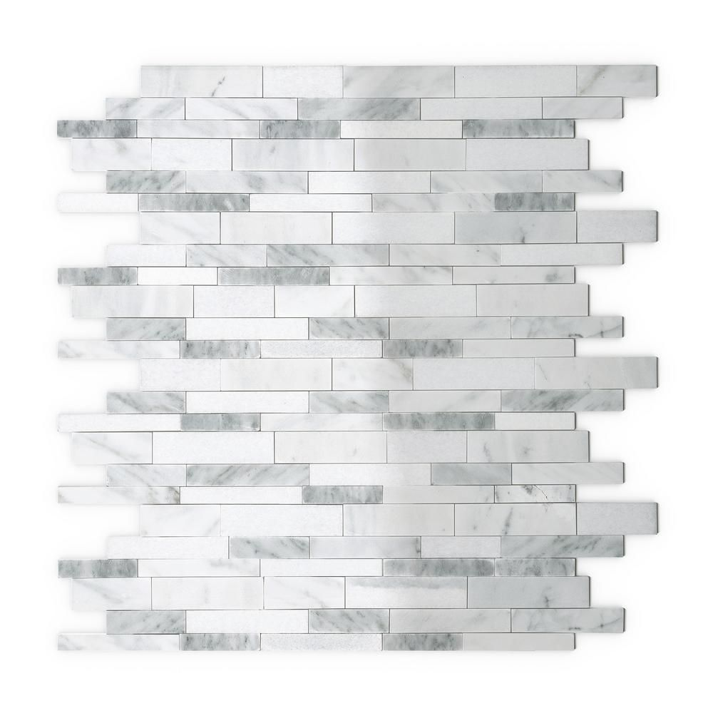 Inoxia Speedtiles Gray Agate White And Gray 11 65 In X 11