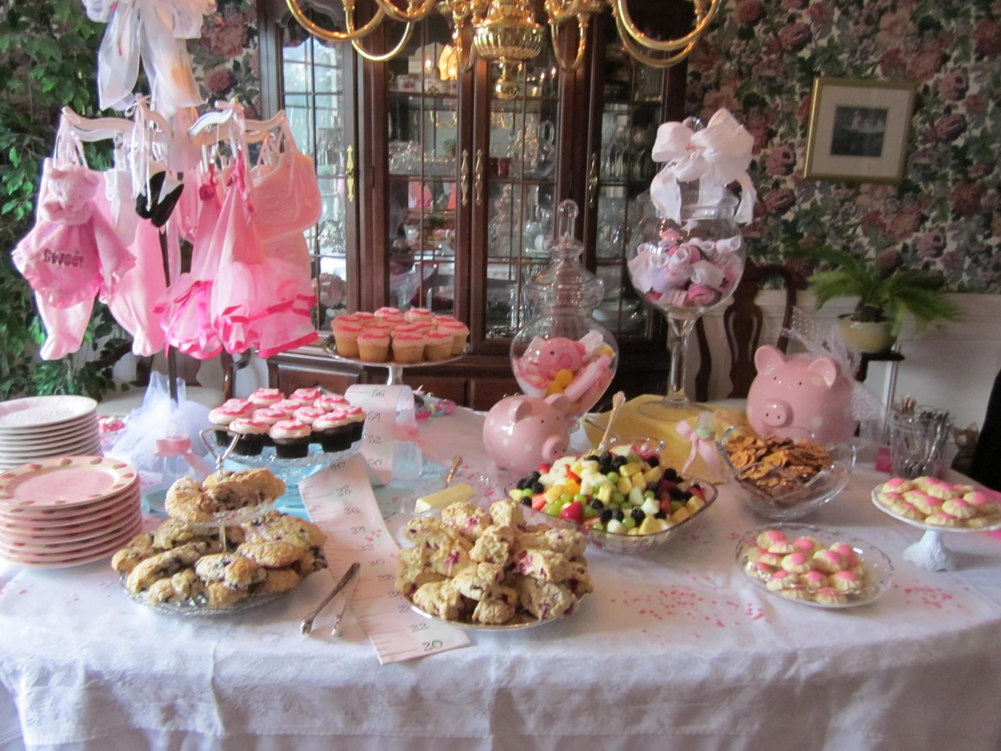 Baby Shower Ideas For Food ~ Baby shower food table party ideas pinterest