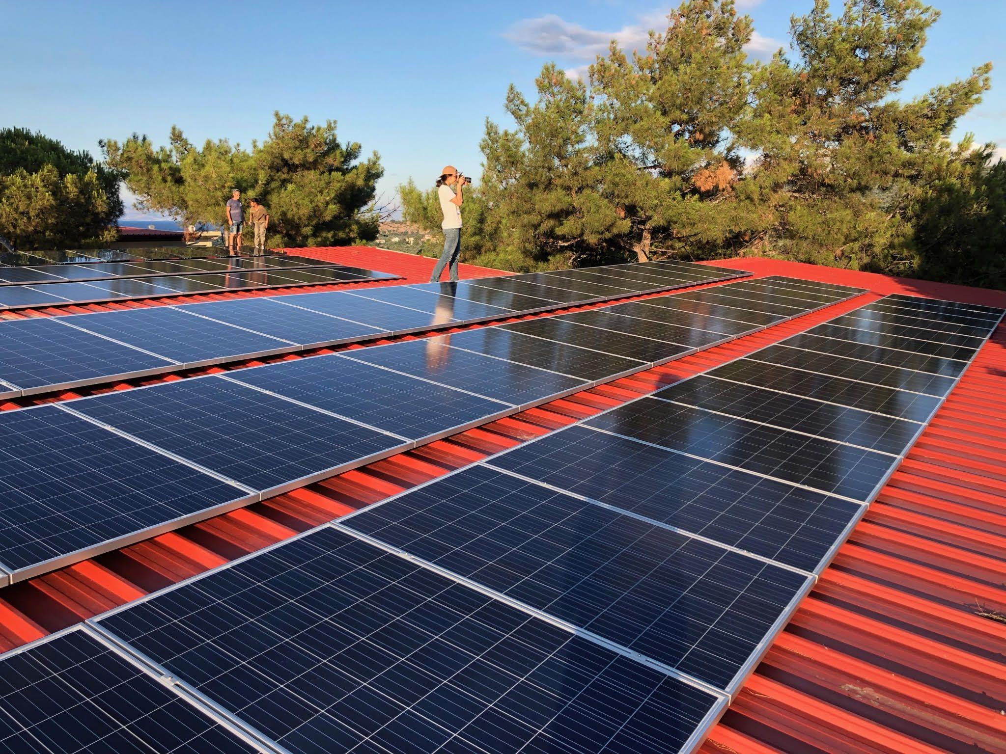 Pin En Solar