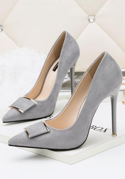 new arrivals e252f 603c6 54 Heeled Shoes To Copy Asap  pumps  heels  shoes  highheels