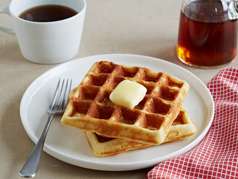 Crisp and airy glutenfree waffles recipe food network