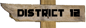 District 12 sign | Hunger Games | Neverwhere Signs