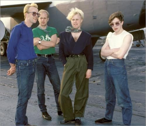 A Flock Of Seagulls New Wave Music New Romantics 1980s Nostalgia
