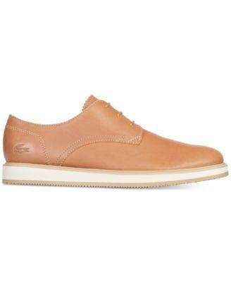 3b04f5b34 Lacoste Men s Millard Lace 316 1 Oxfords - All Men s Shoes - Men - Macy s