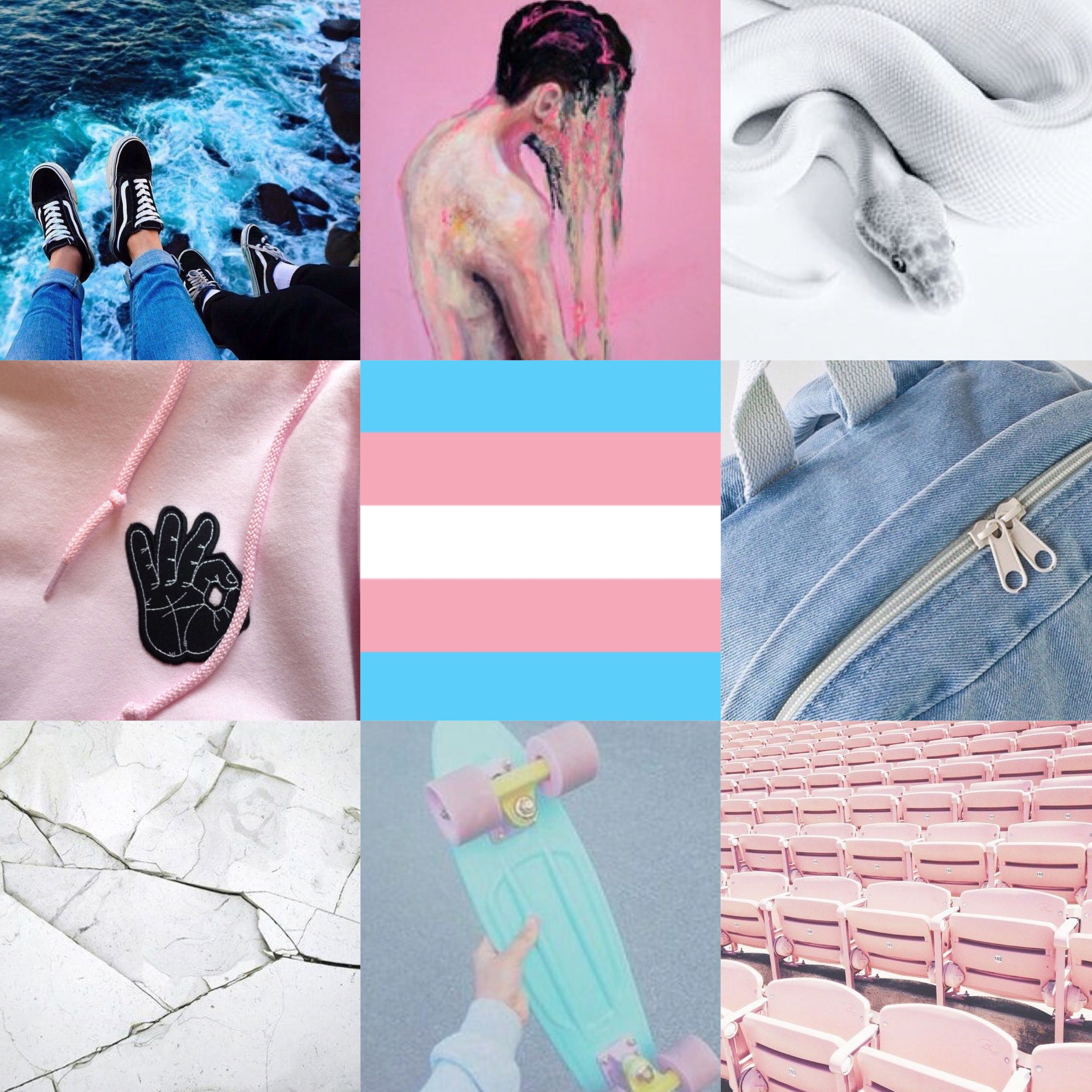 Lgbt aesthetics and moodboards lesbian moodboard with pastel, alien, and sci