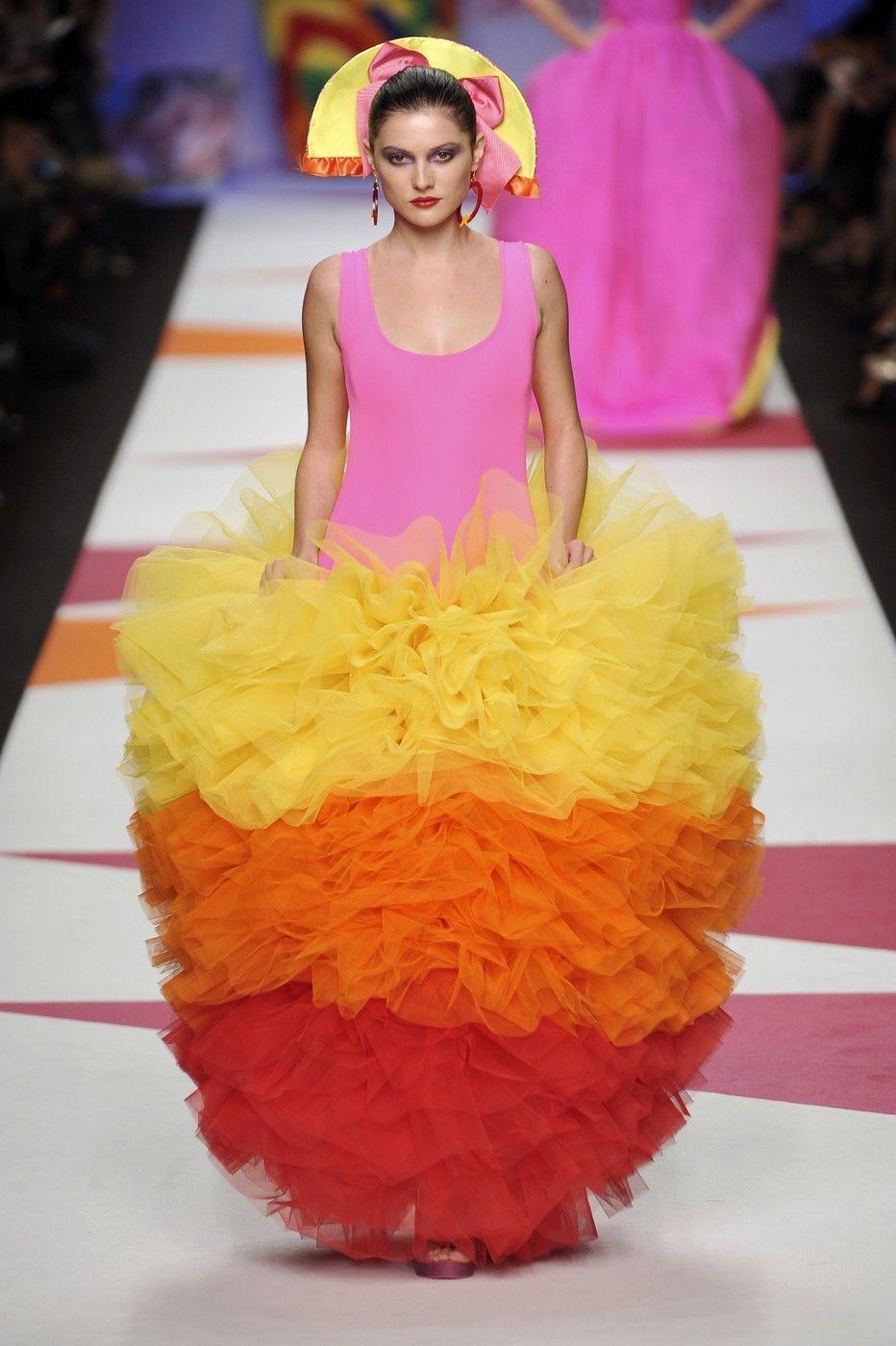 Agatha Ruiz de la Prada Spring 2009 Runway Pictures - StyleBistro