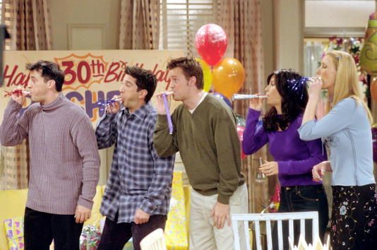 Rachel's 30th Birthday Party.