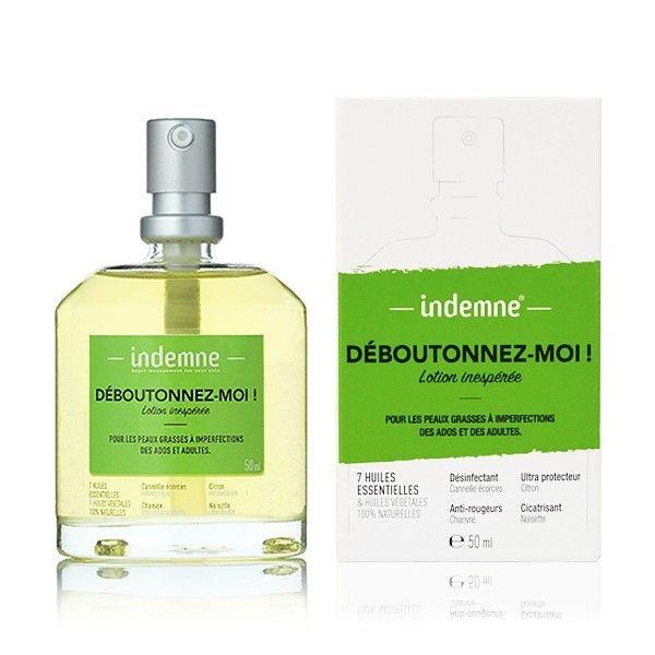 traitement anti acné naturel