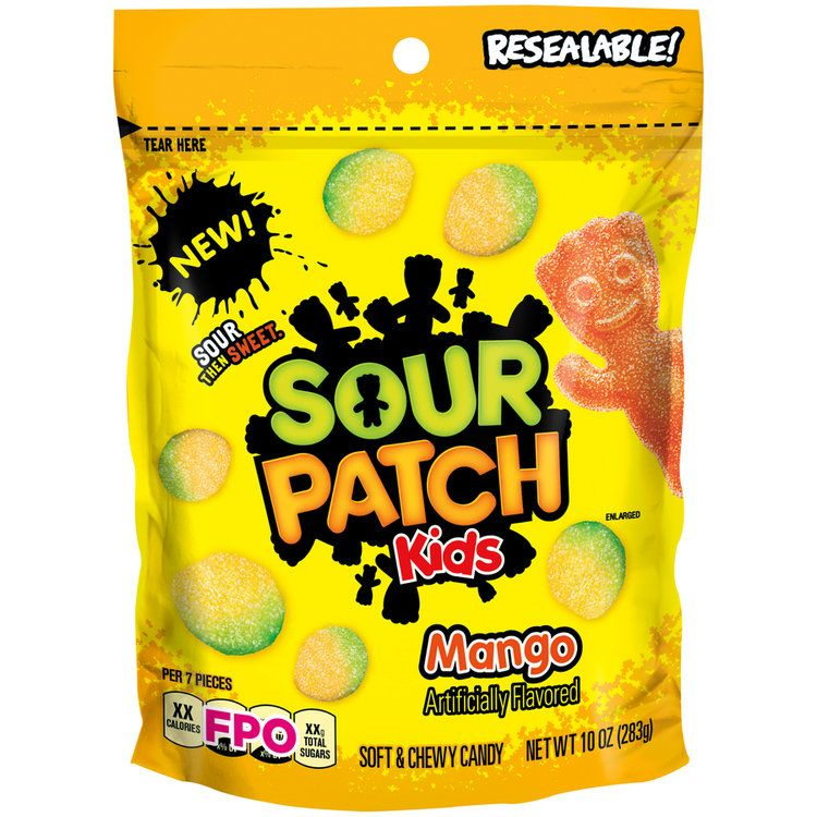 Browse Unbiased Reviews And Compare Prices For Sour Patch Kids Mango Candy 10 Oz Bag This Is My First Time Seeing This Sour Patch Kids Sour Patch Sour Candy