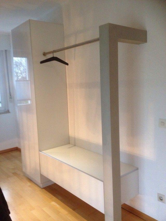 image result for flurgarderobe selbst bauen planned pinterest hal kast kast slaapkamer. Black Bedroom Furniture Sets. Home Design Ideas