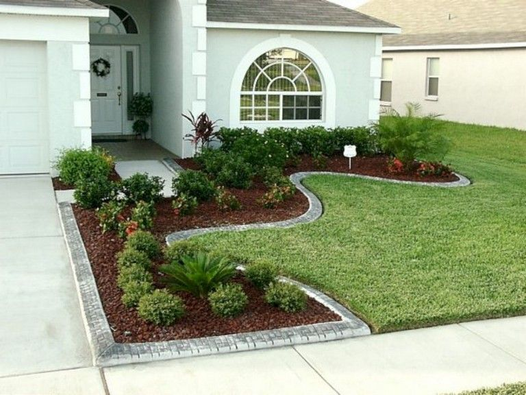20 Beautiful Front Yard Landscaping Remodel Ideas Page 13 Of 21 Small Front Yard Landscaping Front Yard Landscaping Front Yard Landscaping Design