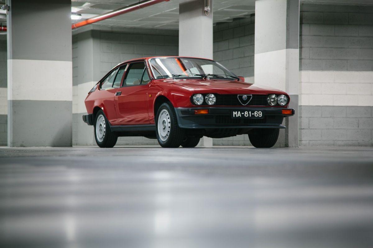 1983 Alfa Romeo Alfetta Gtv 2000 Alfa Romeo Gtv Alfa Romeo Gtv 2000 Alfa Romeo