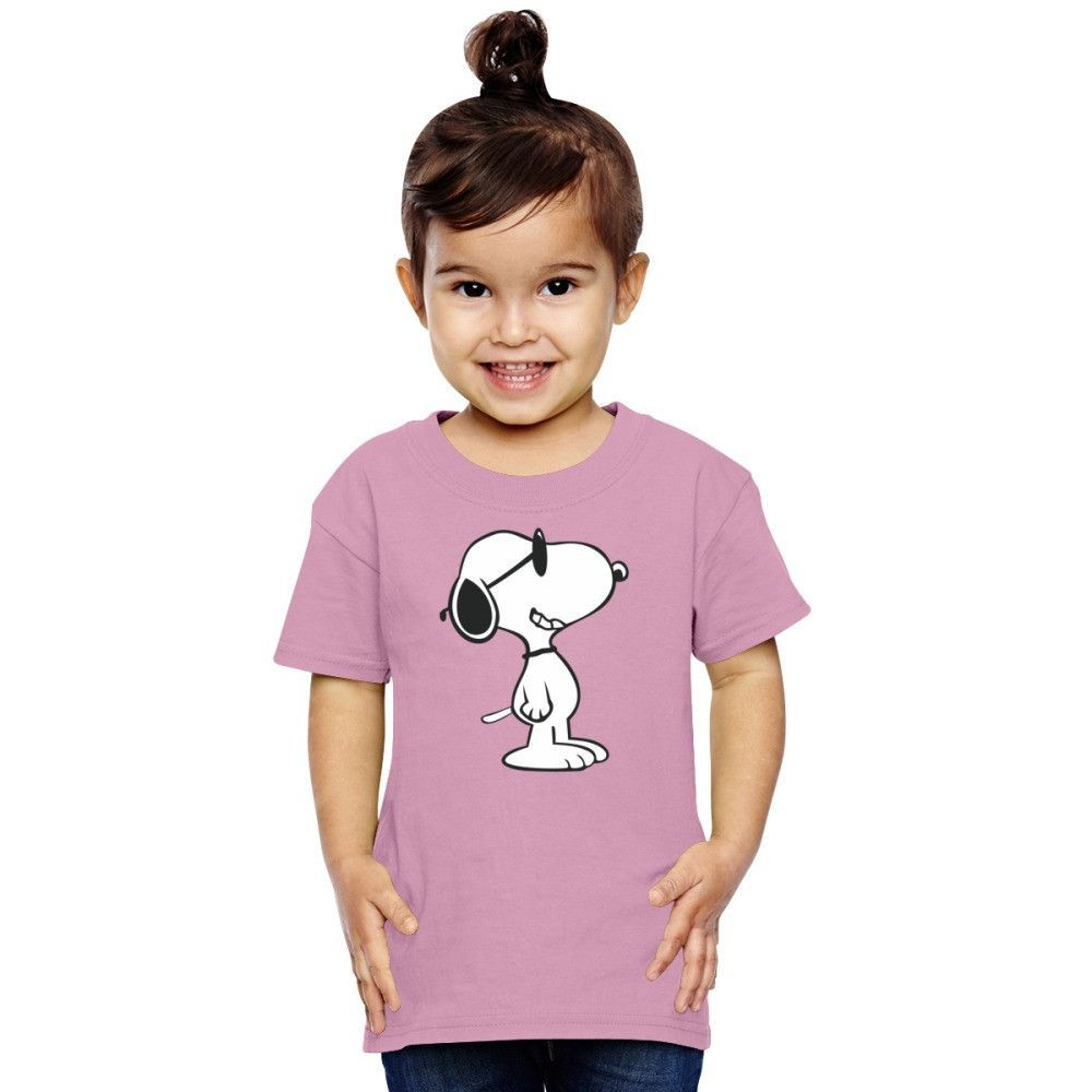 Funny Snoopy Toddler T-shirt