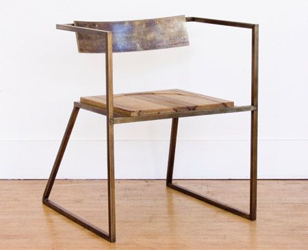 """From our """"Sustainable Seating"""" feature in the February 2012 issue. #madeinseattle"""