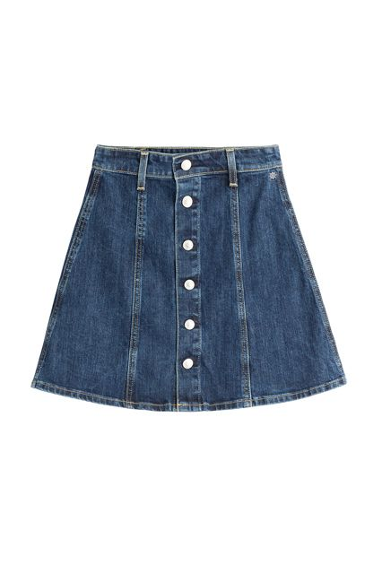 Shop for Alexa Chung for AG Kety Denim Skirt at ShopStyle.