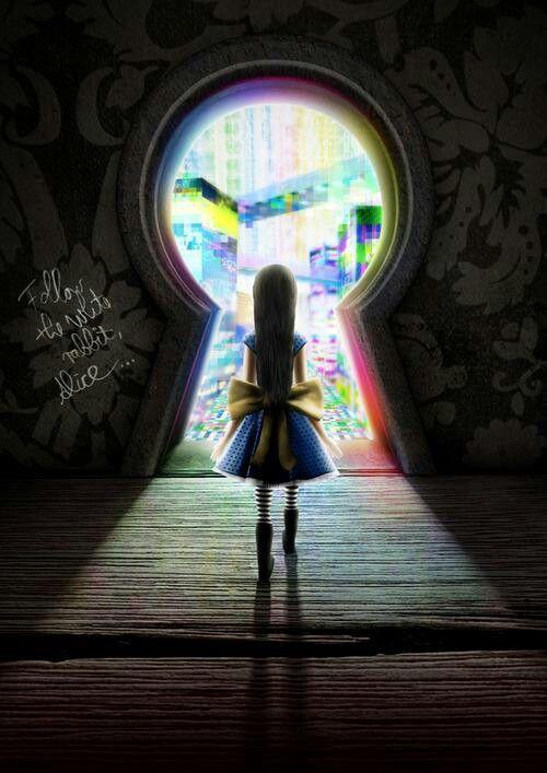 Alice in Wonderland (Extract based) - creative writing