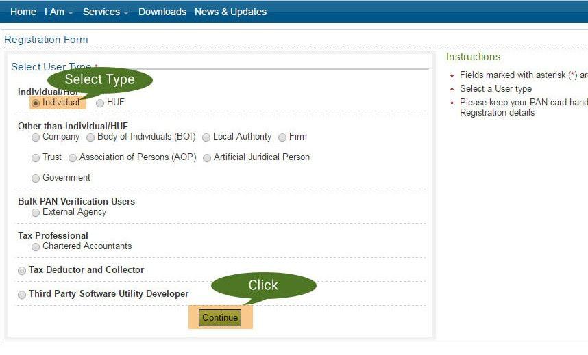 Screenshot Incometaxlogin2 Income Tax Income Tax Return Income