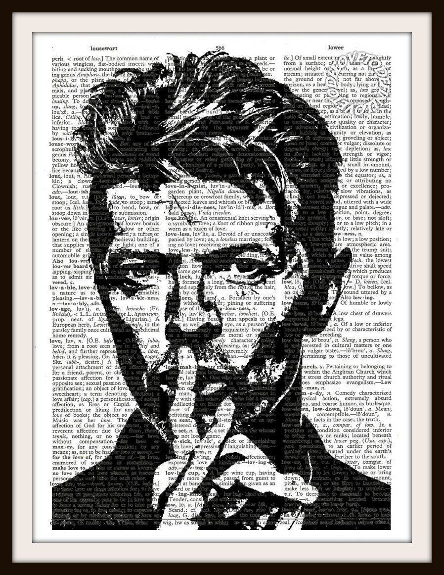 David Bowie Vintage 93