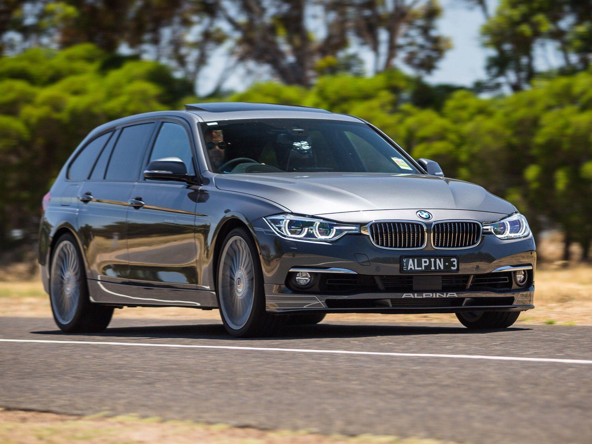 Alpina fondée en 1965 est le tuner attitré de BMW - Galerie Photos ...