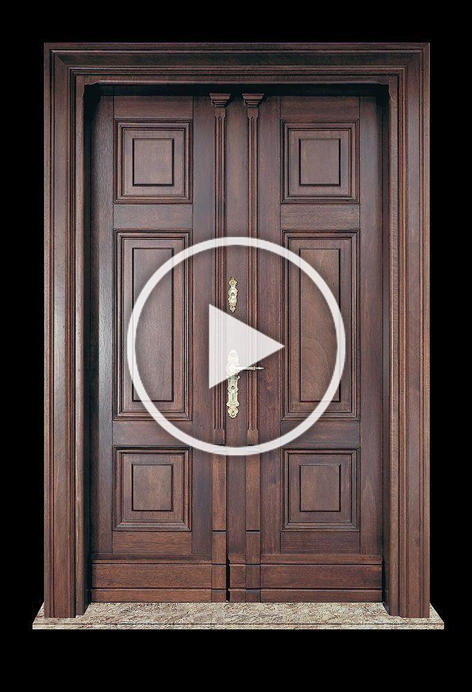 Residence external door DZ-20 – Interior wooden doors …